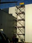 Treppenturm 11m