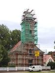 Sondergerüst - Kirche Roßlau