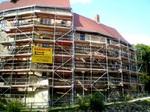 Gerüst Wasserburg - Roßlau