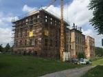 Gerüst Schloss - Zerbst