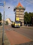 Gerüst Dornburger Tor - Zerbst