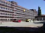Gerüst Schule - Stendal